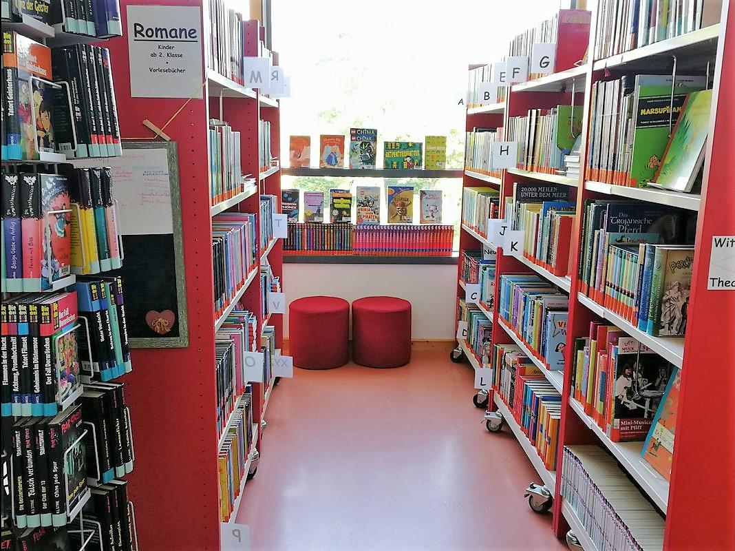 bibliothek hohen neuendorf